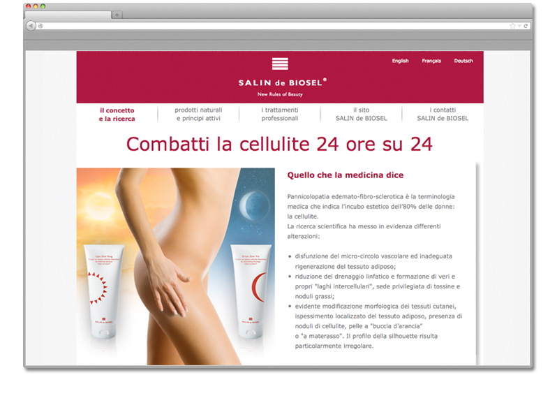 Energétique Cellulite